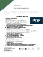 INSPECCIÓN DE SOLDADURA