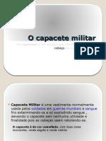 O capacete militar