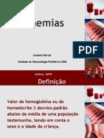Anemias 2008