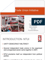 National Trade Union Initiative