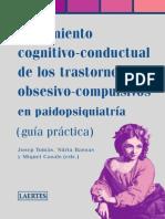 Tratamiento Cognitivo-conductual de Los - Josep Tomas, Nuria Bassas y Miquel Casas