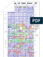 Daytime Parking Estrictions Map