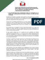 NP 139-13 - El Frontón.