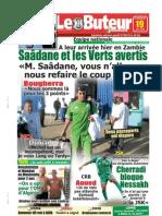 LE BUTEUR PDF du 19/06/2009