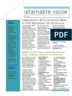 Sustainable Voice Newsletter - June 2009