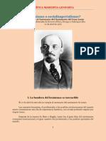 Crítica Marxista Leninista - PCCh - Leninismo o socialimperialismo (1970)