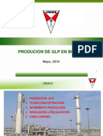 Produccion Glp Bolivia