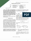 Capacitive Divider Transformer