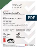 Certificado ISO-9001-2008 Enero 2012-2015 (1)