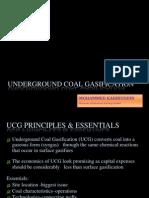 Underground Coal Gasification (UCG)  in India
