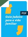 Guia Judaico Para a Vida Familiar