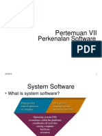 7 Pengenalan Software