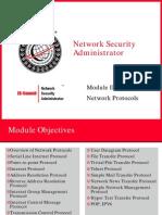 Module 02 - Network Protocols