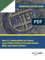 Water Municipalization Guide