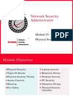 Module 04 - Physical Security