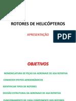 01 AULA ROTORES DE HELICÓPTEROS - PROFESSOR MOACIR
