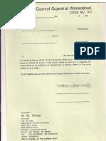 Teesta Setalvad too obtained signatures on blank Vakalatnamas