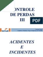 CONTROLE DE PERDAS III [Acidente e Incidente].pdf