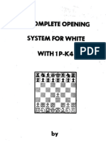 Andrew Soltis a Complete Opening System for White With 1pk4