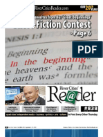 River Cities' Reader - Issue 838 - September 5, 2013