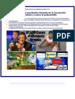 Boletín Armas para defender la salud nº 224