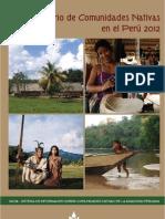 IBC Directorio de Comunidades Nativas en Le Peru 2012