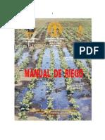 Maual de Riego-canales