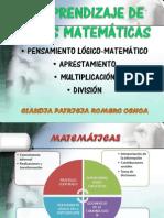 PENSAMIENTO LOGICO-MATEMATICO