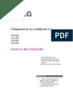 AerCondS12AHP Manual Utilizare