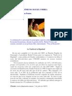 Aspectos Economicos-rafael Correa- Por Pablo Zambrano Ponton