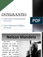 Un Icono Africano Nelson Mandela