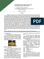 KARAKTERISASI KIJING (Pilsbryoconcha exilis) DI PERAIRAN SITU GEDE, BOGOR