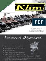 Supergroup Klim Research Presentation PDF