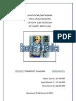 Energia Hidraulica Electrotecnia