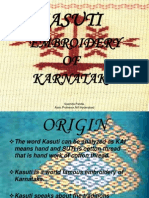 Kasuti of Karnataka1