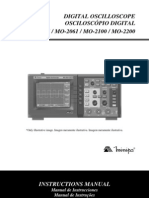 Manual MO-2100
