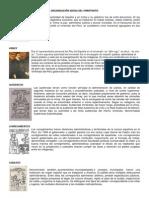 ORGANIZACIÓN SOCIAL DEL VIRREYNATO