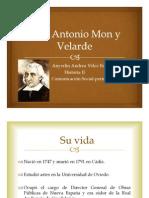 Unidad 2 Juan Antonio Mon y Velarde - Anyerlin Vélez Restrepo