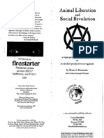 Animal Liberation and Social Revolution - Brian a. Dominick