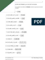 Evaluacion Formulas Ecuaciones
