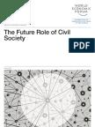 The Future Role of Civil Society