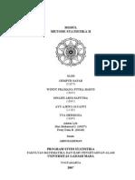Modul Metode Statistika SPSS