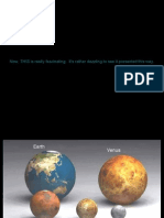 Planet sizes in perspective