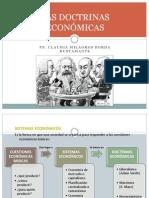 CLASE 2 Doctrinas económicas