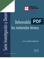Deformabilidad de Los Materiales Terreos