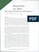 A Globalizacao Das Artes Marciais