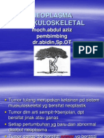 NEOPLASMA-MUSKULOSKELETAL