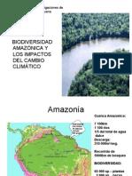 Bio Divers Id Ad Amazonica y El Cambio Climatico - Ue