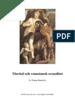 Martial Och Venusiansk Sexualitet