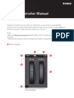 Sound Controller Owner's Manual